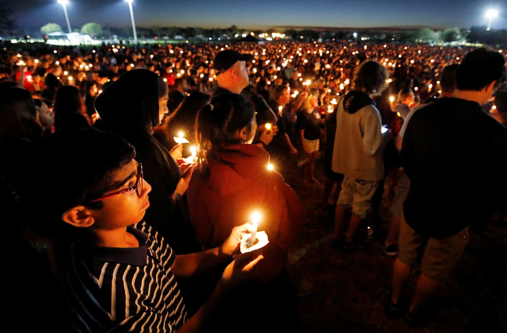 mass shootings arent just becoming more frequent in america theyre also becoming more deadly