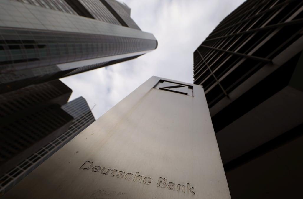 Deutsche Bank is scrapping bonuses for senior employees