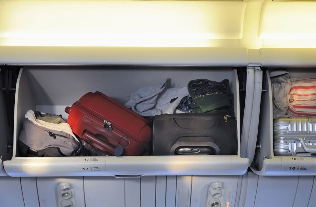 Airlines seem to revel in driving travelers batty with extra fees for  baggage fb63ade024665