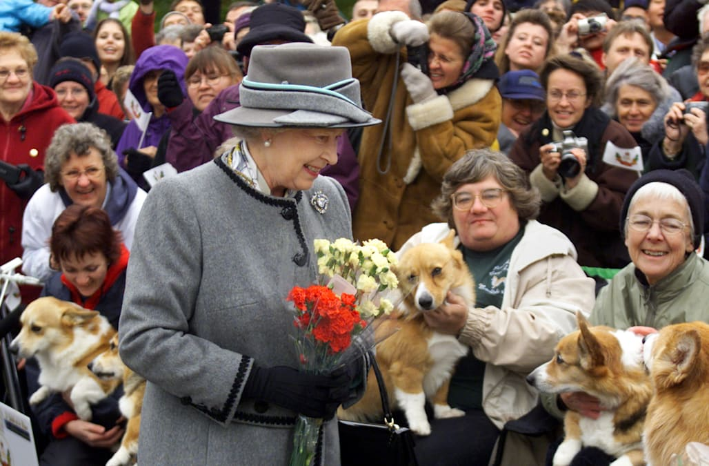 The real reason Queen Elizabeth has owned so many corgis