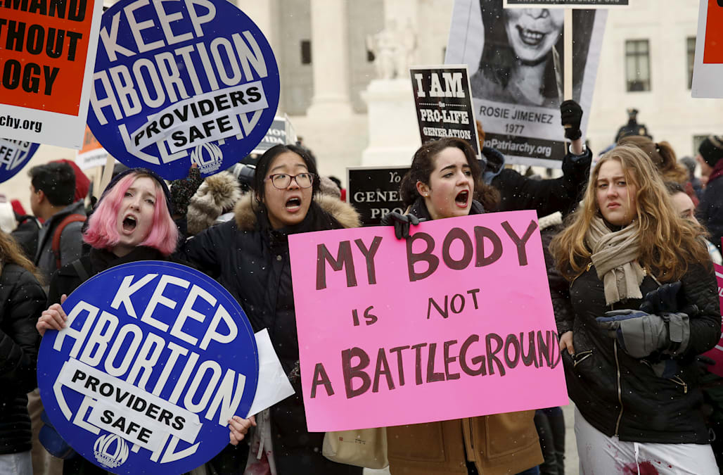 an analysis of the supreme court decision to allow abortion in united states These 3 supreme court decisions could on women seeking an abortion the supreme court in 1992 ruled in united states v texas, the court will decide.