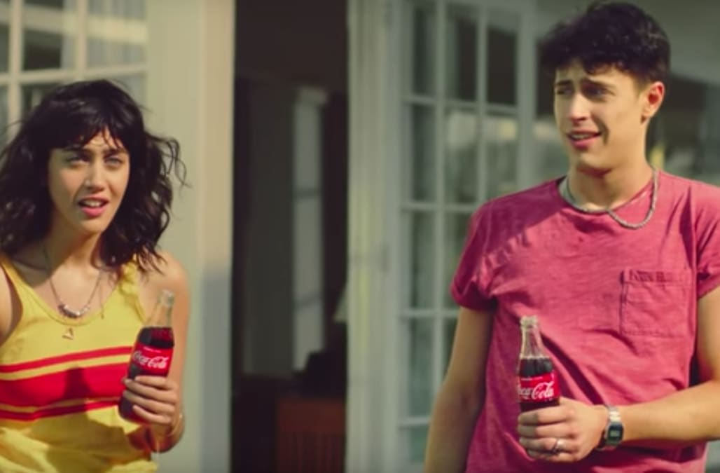 Coca-Cola serves up gay-friendly ad for all genders