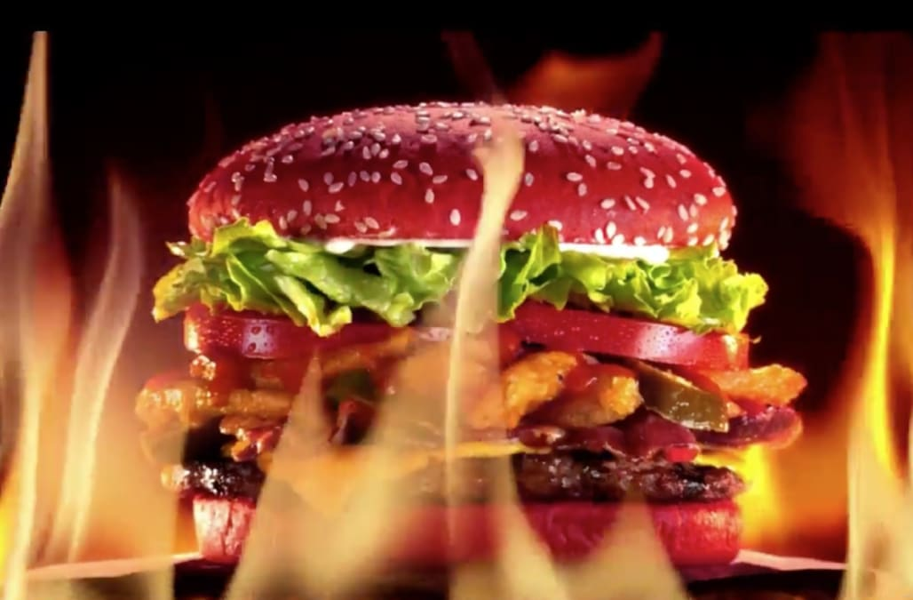 Restaurants Italian Near Me: The 'Angriest Whopper' Is Coming Soon To A Burger King