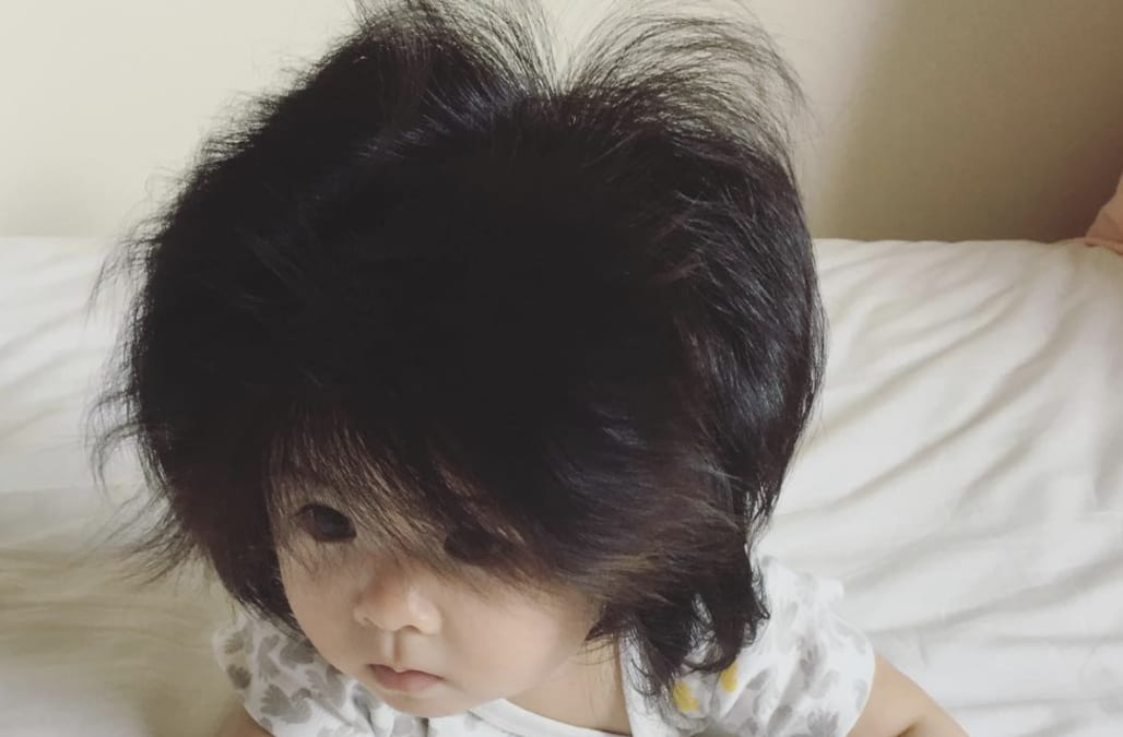 Internet Is Going Wild Over This 7 Month Old Baby And Her Amazing