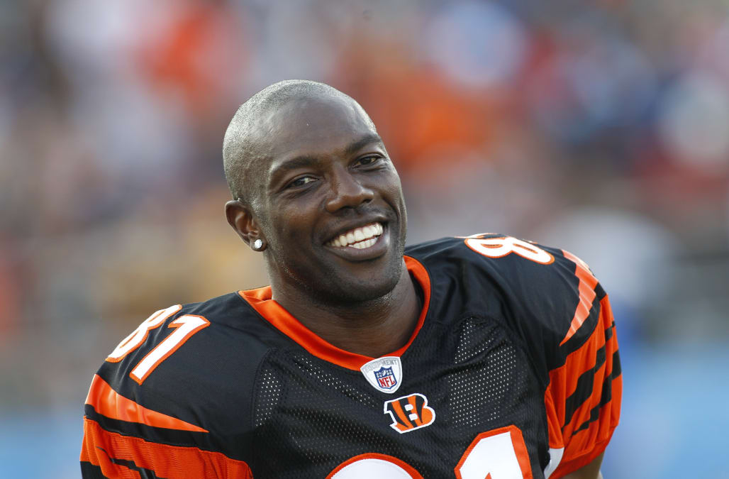 d718ddbbc Terrell Owens announces unique plans for his Hall of Fame induction ...
