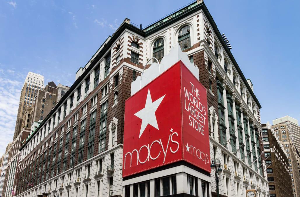 Macys Is Facing An Uphill Battle Aol Finance