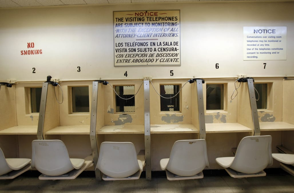 Jails in California will use tech to abolish visitation