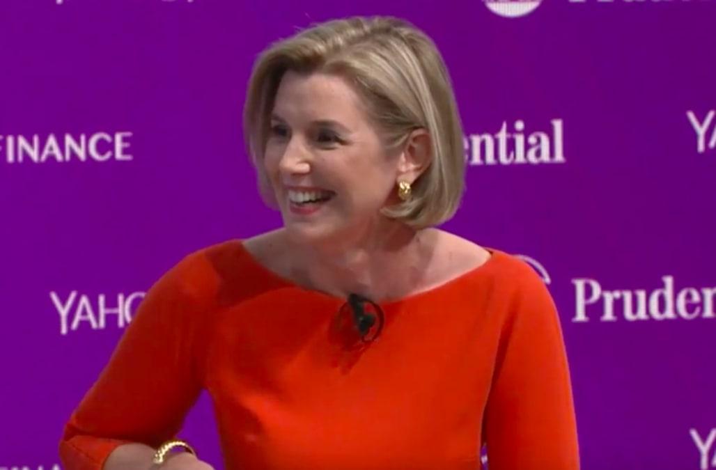 Sallie Krawcheck on good leadership: 'Don't molest your
