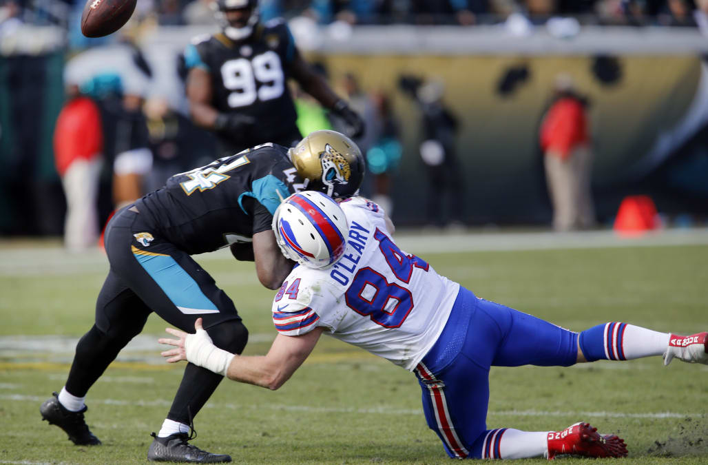 8dfa0c38123 The Jacksonville Jaguars broke a 10-year playoff drought because of their  defense