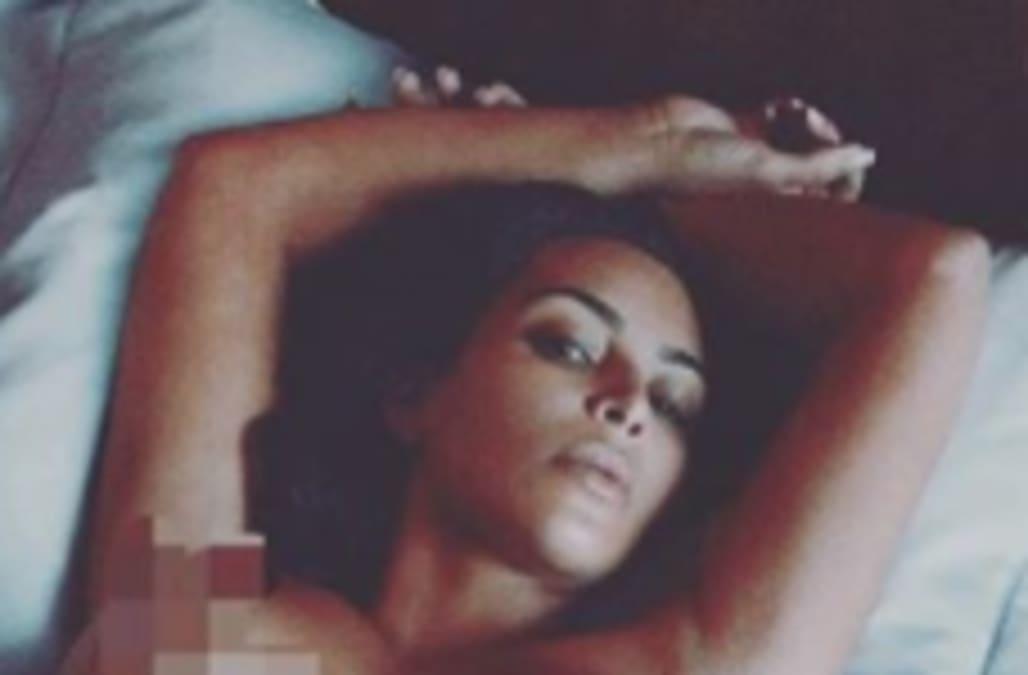 Kim Kardashian viser af hendes nøgne figur i afsløring af Instagram - Aol Entertainment-4880