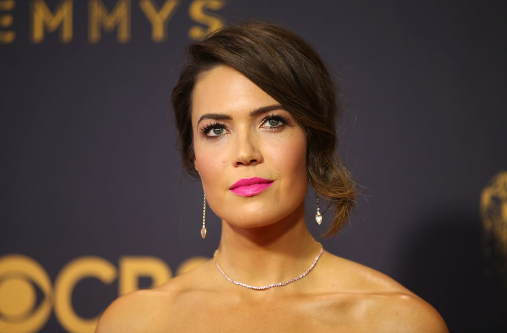 5fa7968a05e7 Mandy Moore s best style moments of 2017 - AOL Lifestyle