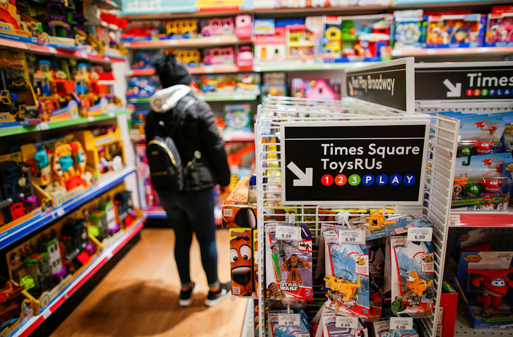 toys r us sold essay Amazon vs toys r us task 1 1 in 2004, toys r us sued amazoncom for violating terms of the agreement between the companies specifically, toys r us.