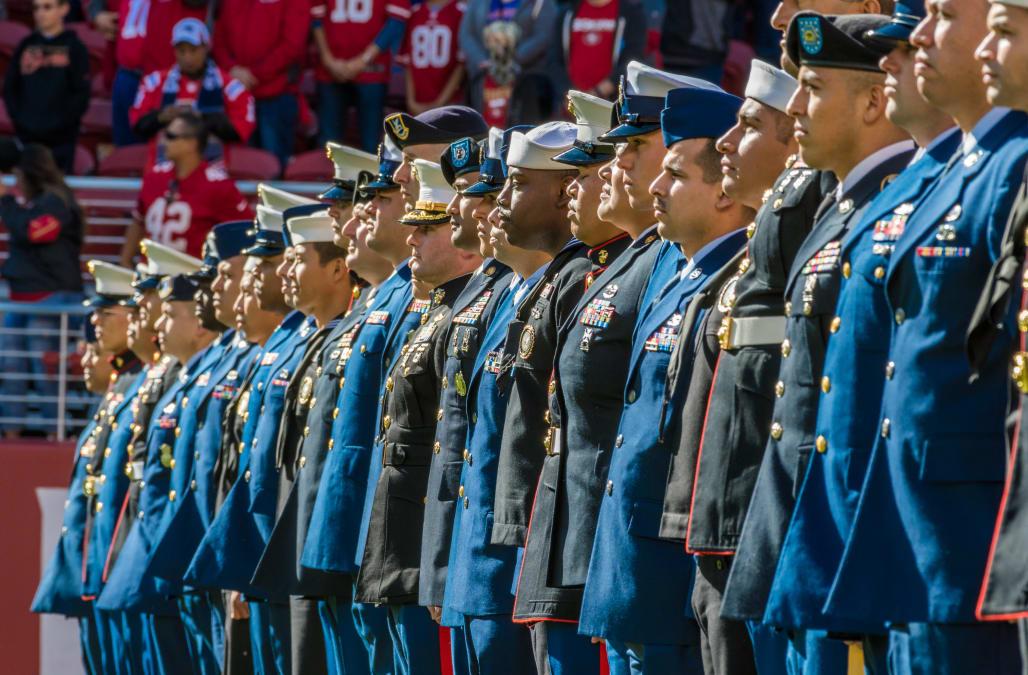 innovative design 94884 b43c3 New Jersey bar boycotts NFL in honor of Veterans Day - AOL ...