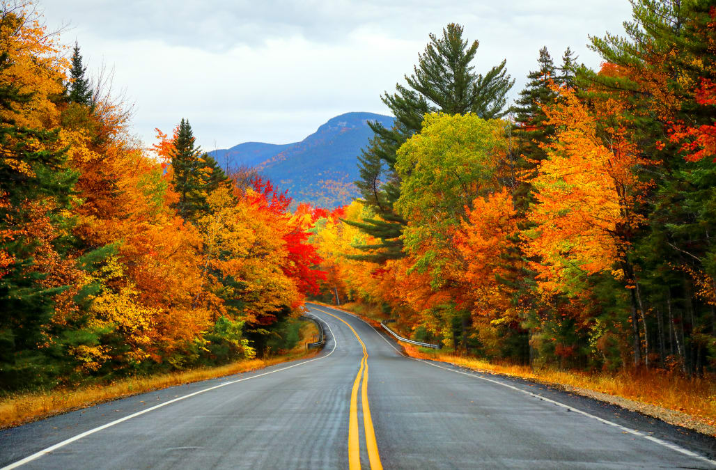 20 Best Places To Spot Fall Foliage In America Aol Lifestyle