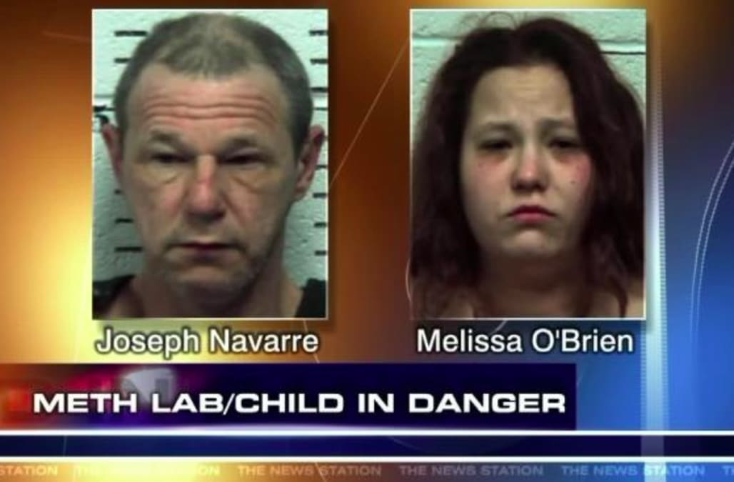 Baby ingests meth, parents charged - AOL News