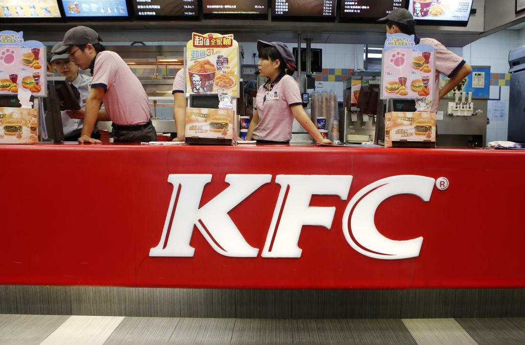 0b6a13ac98e A disgusting viral video of KFC workers repackaging old food shows why a  recent strategy has been vital to the chain s survival