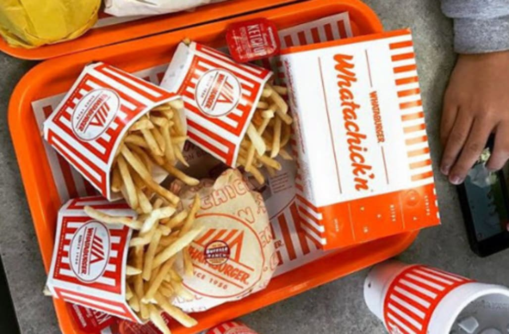 A regional Texas burger chain just beat In-N-Out and Five