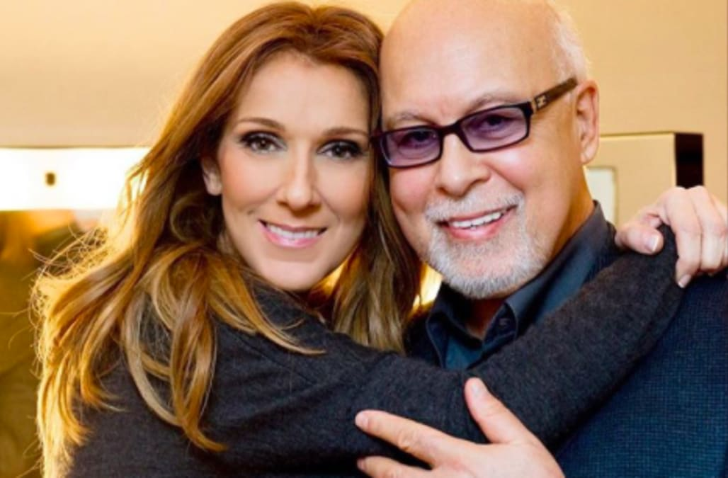 Celine Dion Sleeps With Her 6 Year Old Twins Following Her Husbands