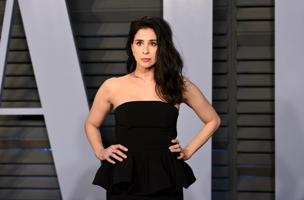 Sarah Silverman Responds Politely After Right Wing Personality