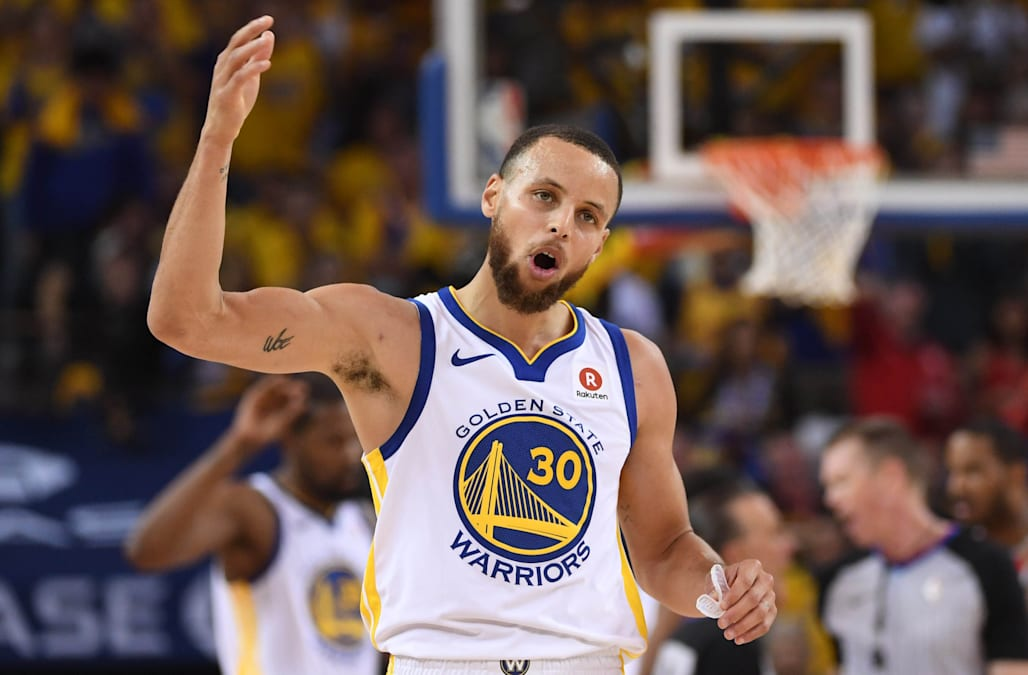 Warriors force Game 7 with 115-86 rout of Rockets - AOL News