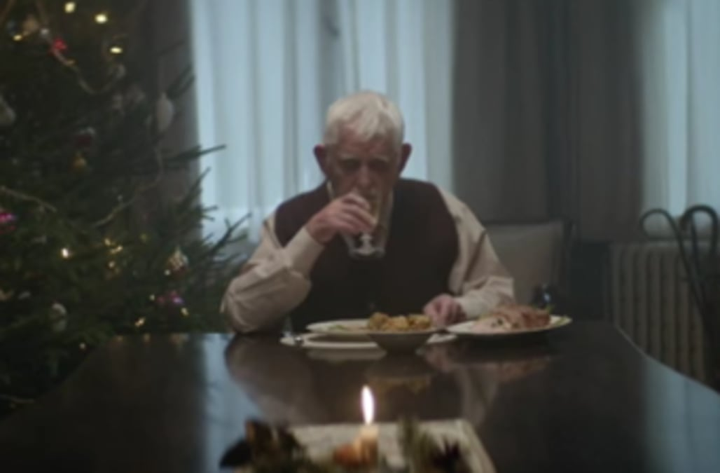 This Christmas commercial is going viral and messing with ...