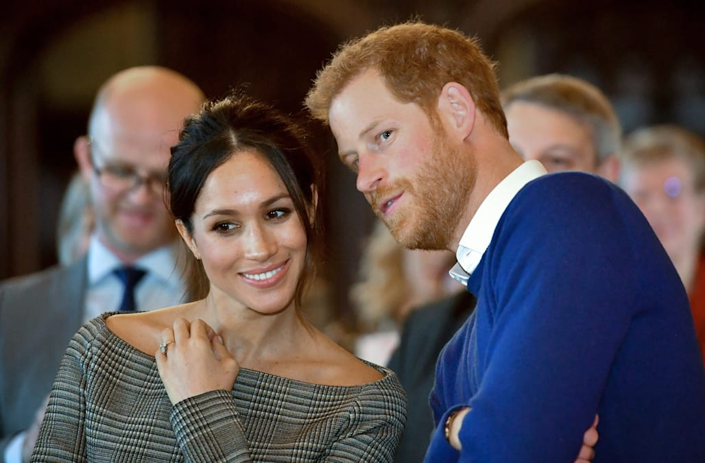 Royal Wedding Source Reveals Where Prince Harry And Meghan Markle Are Honeymooning