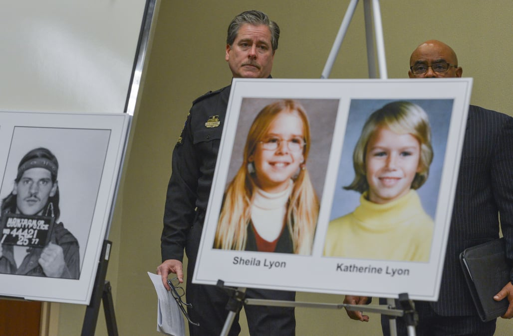 Man pleads guilty to murders of Maryland sisters kidnapped