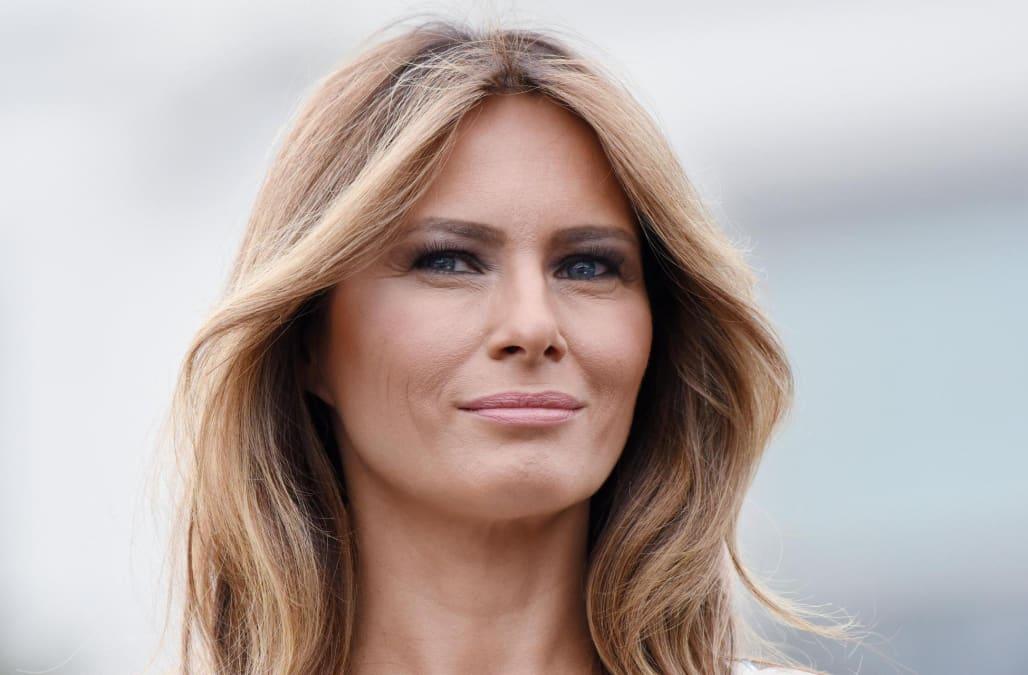 Woman undergoes 9 surgical procedures to look like Melania Trump