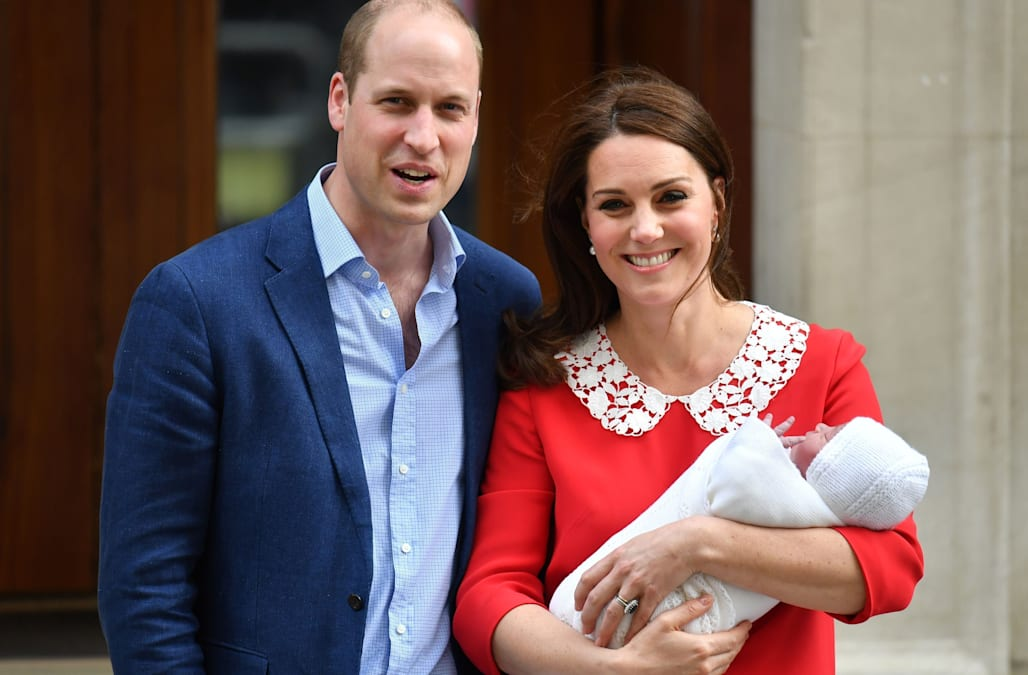 Prince Louis Christening Inside The Royal Gown Aol Lifestyle