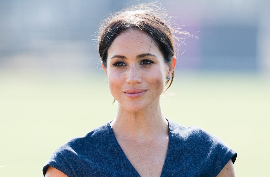 88583d85a8d How tall is Meghan Markle? The duchess' height is sort of deceiving ...