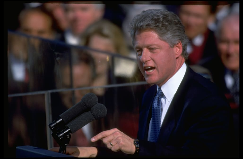 President Bill Clinton on Disaster Assistance 1994 Details