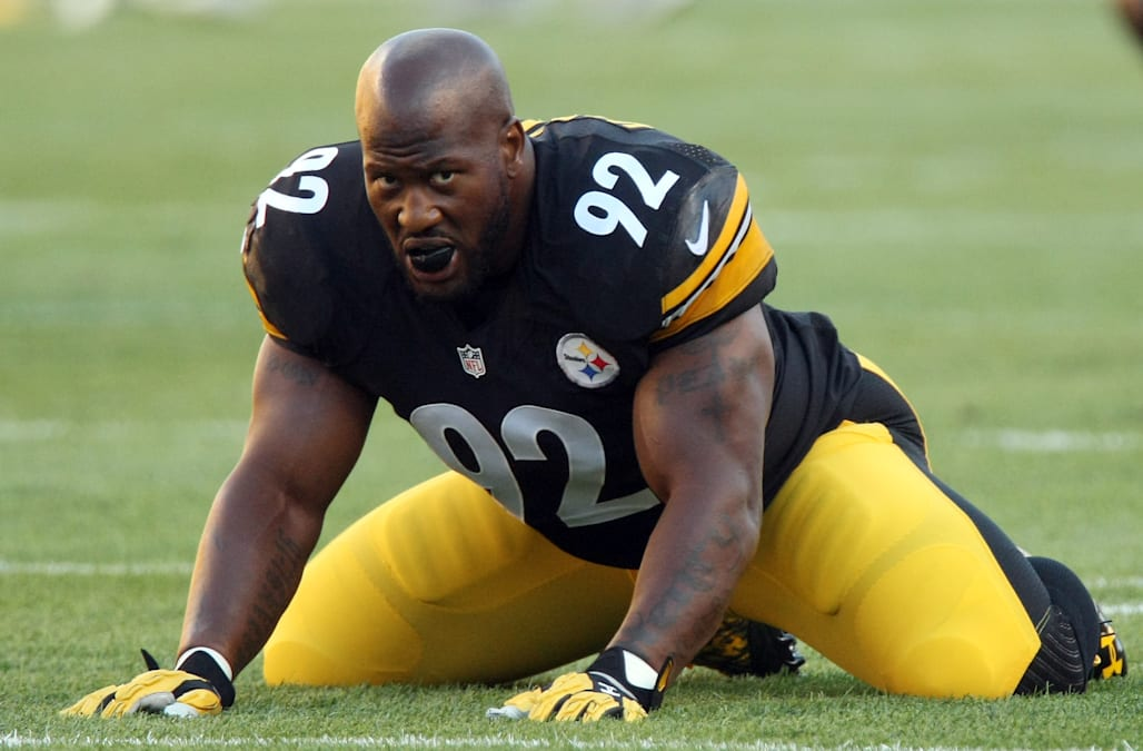 6700a9f7d58 Dec 23 (The Sports Xchange) - The Pittsburgh Steelers released James  Harrison
