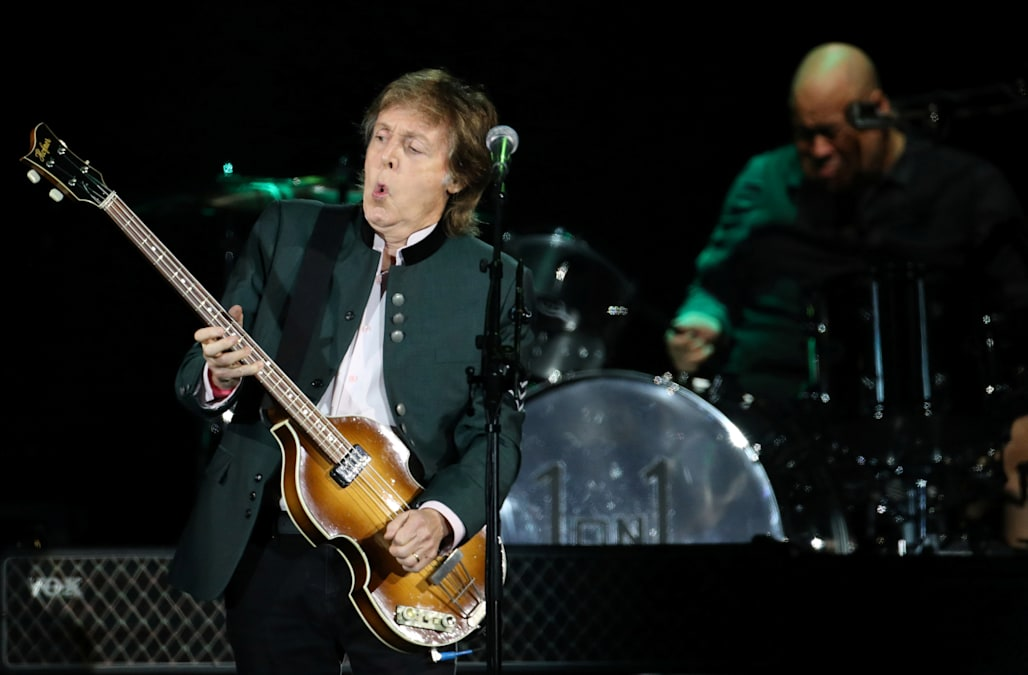 Sir Paul McCartney One Of The Most Celebrated And Accomplished Musicians In History Turns 76 On June 18 2018 Grew To International Fame With