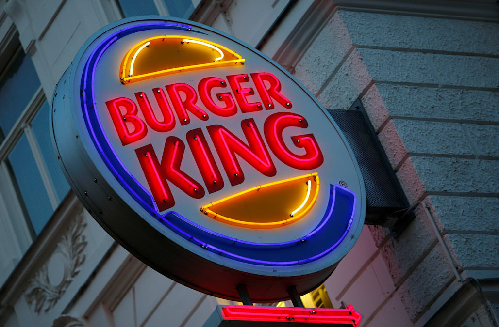 Burger King owner nears deal to buy another fast-food giant