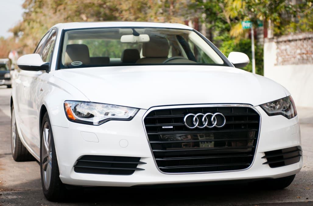 Audis Luxury Carrental Service Is Making A Big Change That - Audi car service