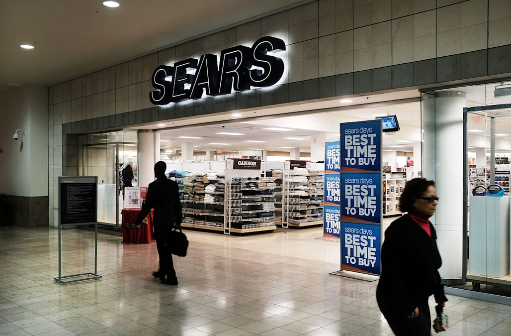 Sears clothing store locations