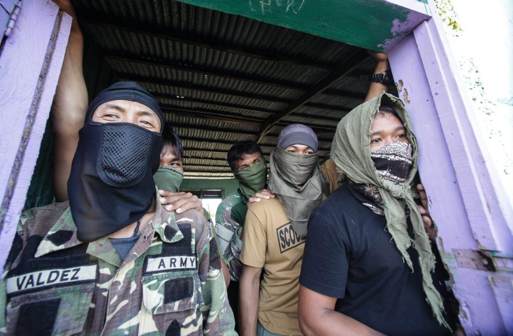 Hasil gambar untuk maute militia