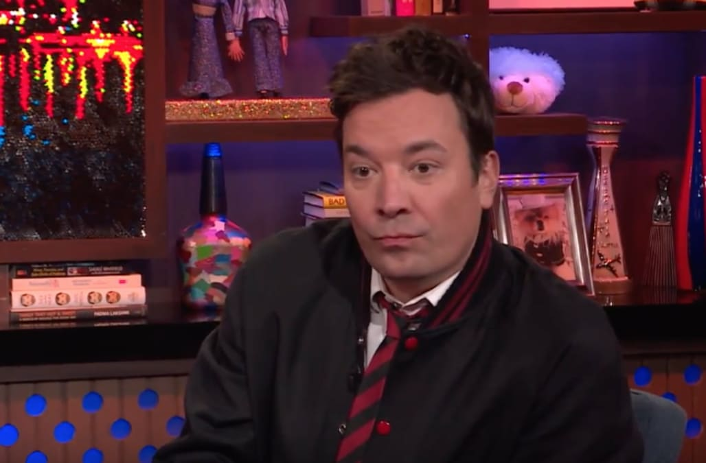 Jimmy Fallon Talks Britney Spears And Justin Timberlake S 2002 Split We Used To Hang Out All The Time Aol Entertainment