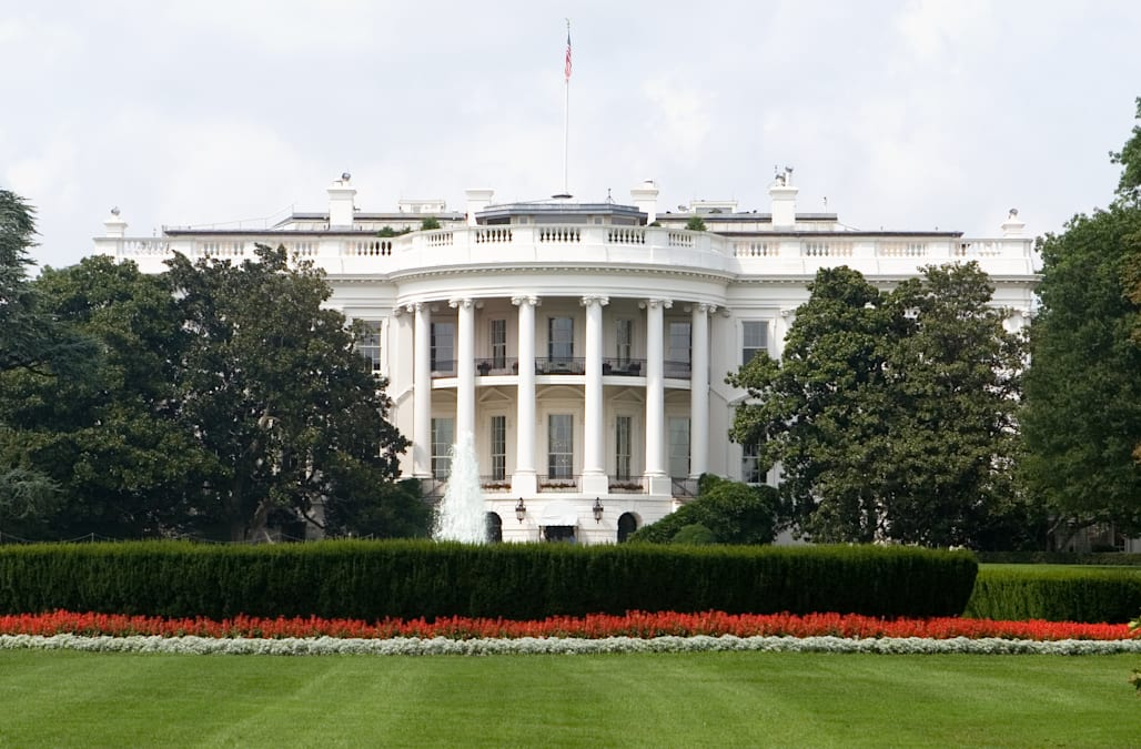 White House Swing Set Has Been Donated