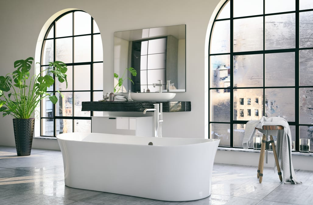 A Boring Bathroom Is Wasted Opportunity. But You Can Turn The Smallest Room  In Your Home Into A Place You Love With These 12 Easy But Effective Bathroom  ...