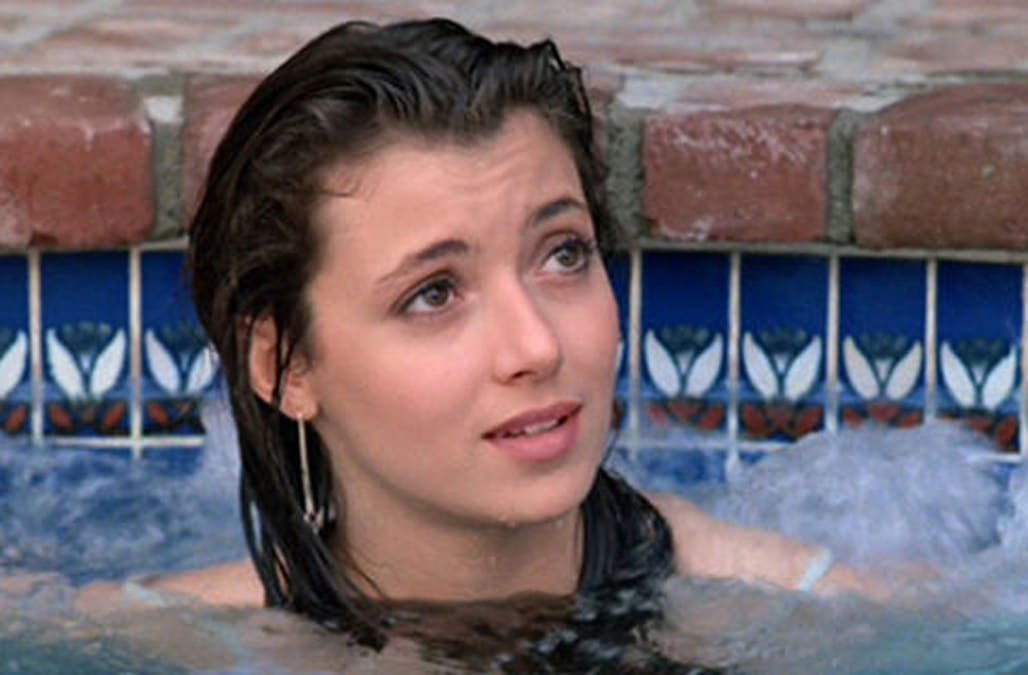 Remember Sloane from 'Ferris Bueller's Day Off'? Here's Mia Sara 30 years later
