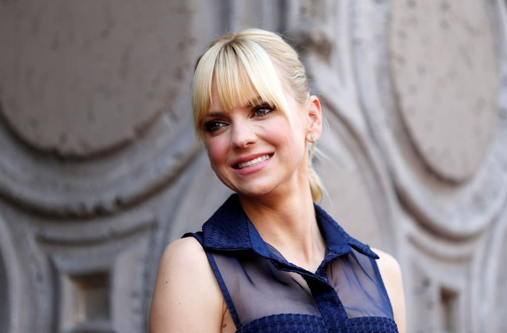 Anna Faris shares relationship advice after Chris Pratt ...