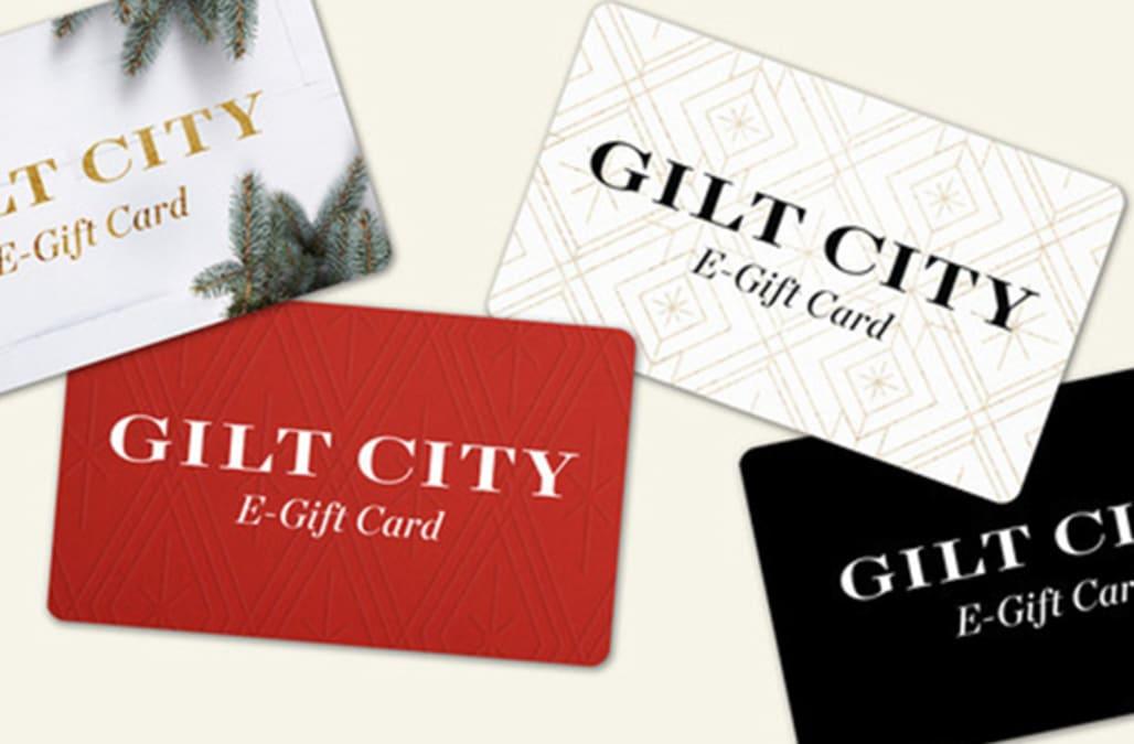 Gilt City Logo