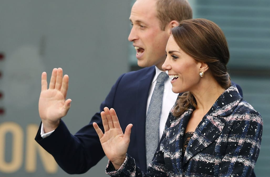 Why Kate Middleton Wears A Wedding Ring But Prince William Doesn T
