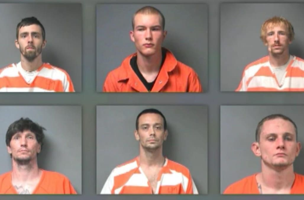 Inmates used peanut butter to make escape from jail