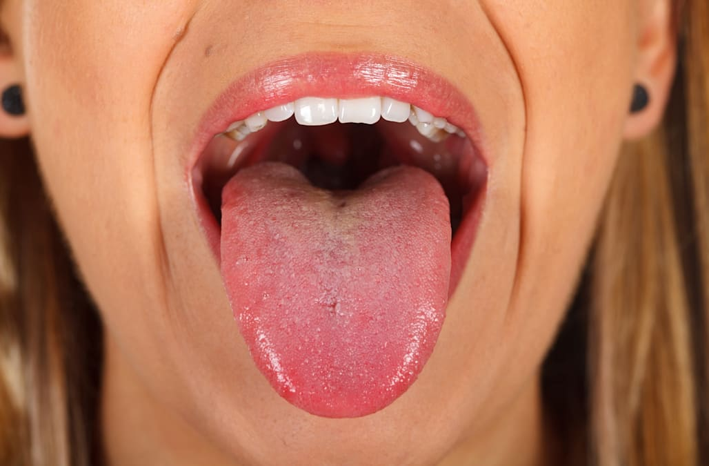 9 Surprising Secrets Your Tongue Can Reveal About Your Health Aol