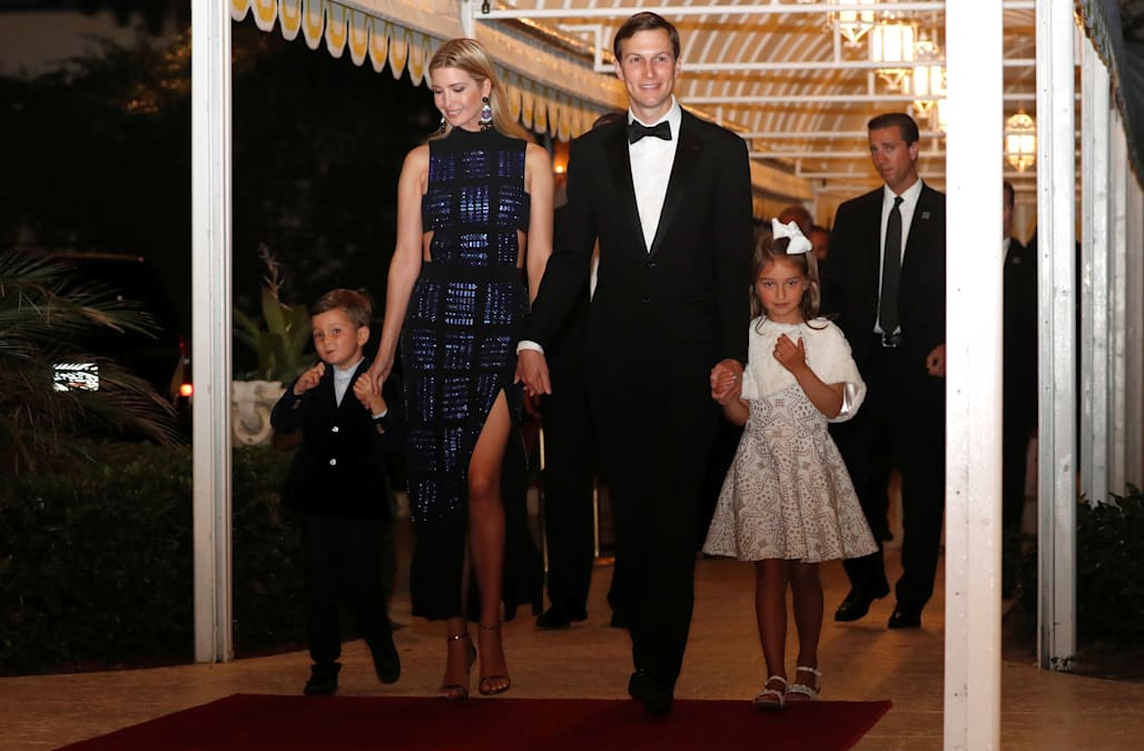 Melania Trump and Ivanka Trump both dazzle in stunning ensembles ...