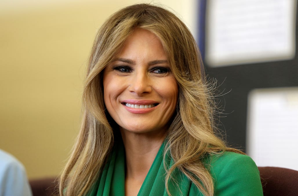 You Can Count Alice Roi Among Melania Trumps Trusted Circle Of New York Friends The 40 Year Old Fashion Designer Has Known The Current First Lady For 11