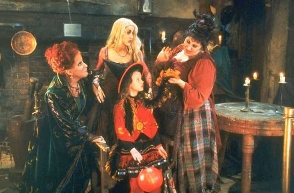 You Need To See What Dani Allison And Max From Hocus