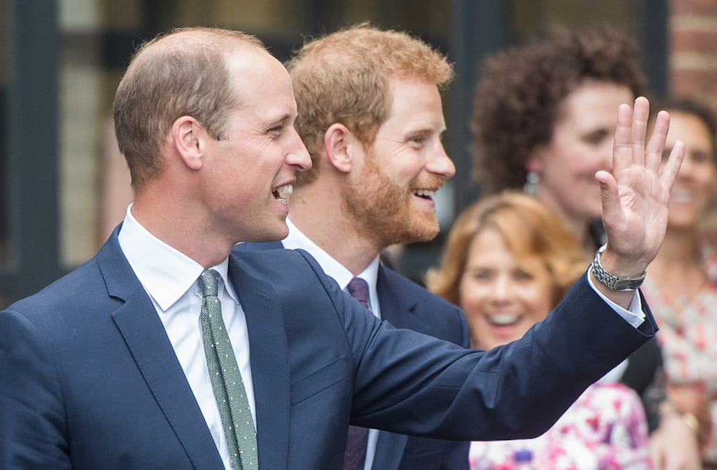 For Prince William S Wedding In 2017 He Called On His Younger Brother To Be Best Man So When Harry Marries Meghan Markle May Will Return